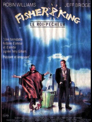 Affiche du film FISHER KING - FISHER KING