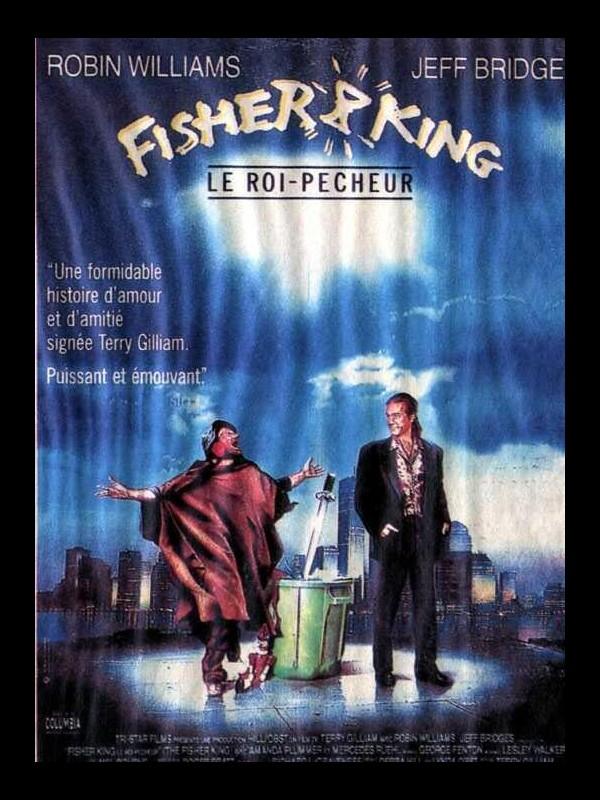 Affiche du film FISHER KING - FISHER KING