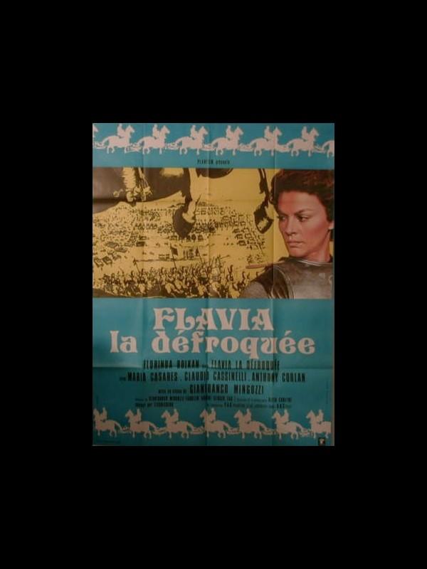 Affiche du film FLAVIA LA DEFROQUEE - FLAVIA, LA MONACA MUSULMANA