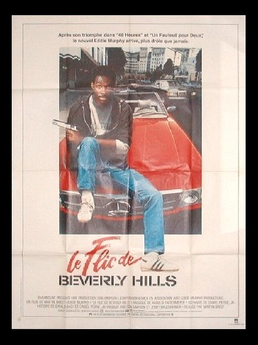 FLIC DE BEVERLY HILLS (LE) - BERVELY HILLS COP