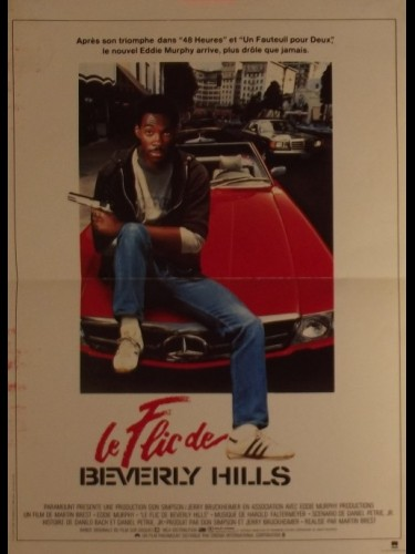 FLIC DE BEVERLY HILLS (LE) - BEVERLY HILLS COP