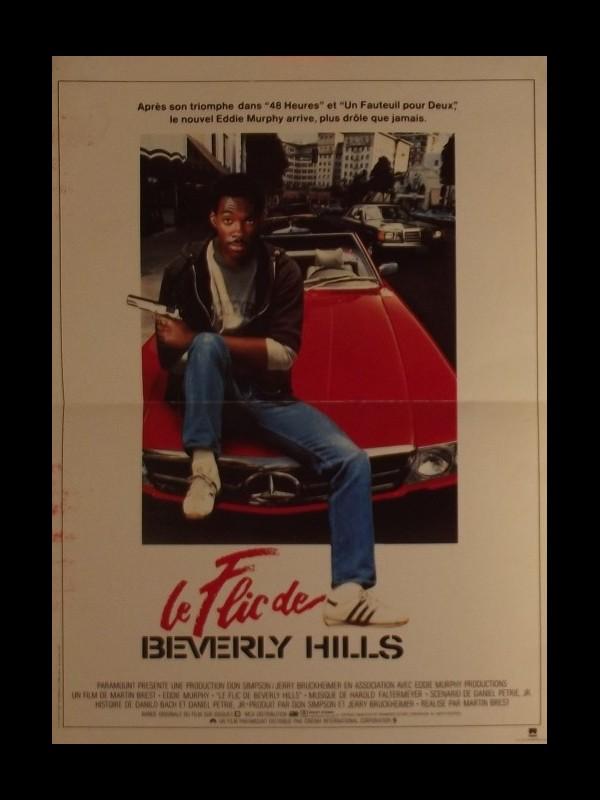 Affiche du film FLIC DE BEVERLY HILLS (LE) - BEVERLY HILLS COP