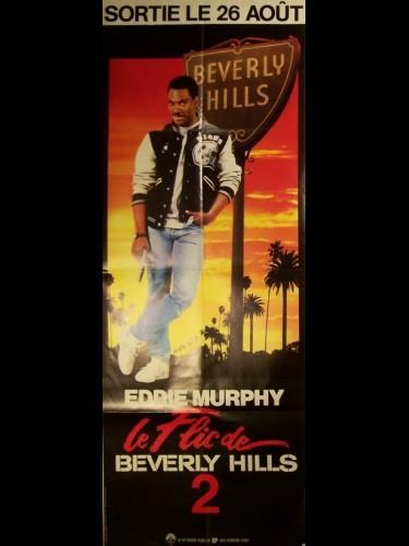 Affiche du film FLIC DE BEVERLY HILLS 2 (LE) - HILLS COP 2