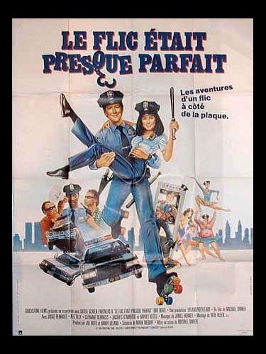 Affiche du film FLIC ETAIT PRESQUE PARFAIT (LE) - OFF BEAT