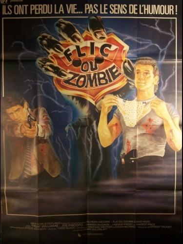 Affiche du film FLIC OU ZOMBIE - DEAD HEAT