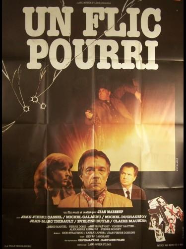 Affiche du film FLIC POURRI (UN)