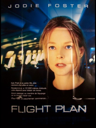 Affiche du film FLIGHT PLAN