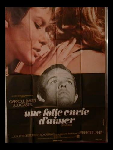 Affiche du film FOLLE ENVIE D'AIMER (UNE) - ORGASMO