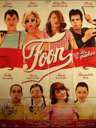 Affiche du film FOON
