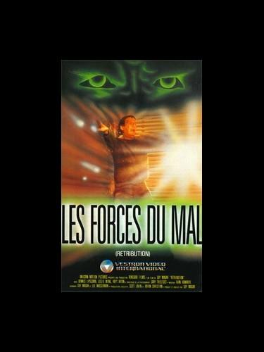 FORCES DU MAL (LES) - RETRIBUTION