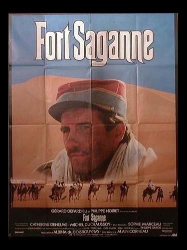 Affiche du film FORT SAGANNE