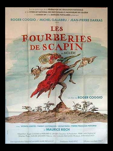FOURBERIES DE SCAPIN (LE)