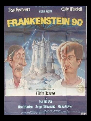 Affiche du film FRANKESTEIN 90