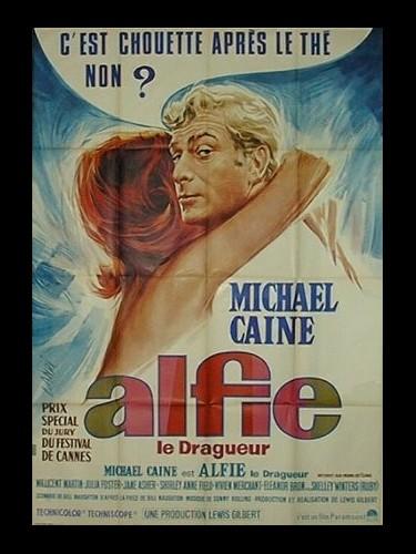 Affiche du film ALFIE LE DRAGUEUR - ALFIE