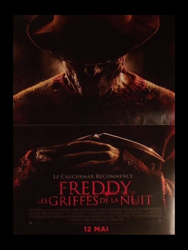 Affiche du film FREDDY -GRIFFES DE LA NUIT (LES) (LE CAUCHEMAR RECOMMENCE) - A NIGHTMARE ON ELM STREET 9
