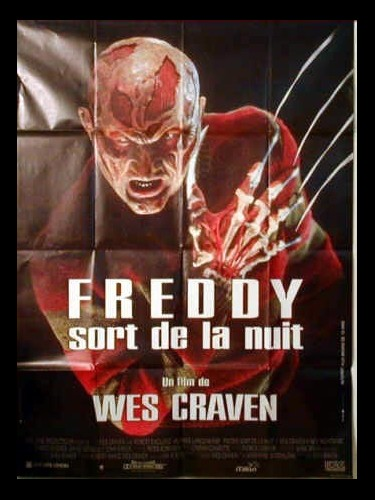 Affiche du film FREDDY SORT DE LA NUIT