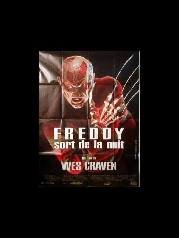 Affiche du film FREDDY SORT DE LA NUIT