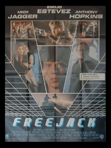 Affiche du film FREEJACK - FREEJACK