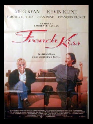 Affiche du film FRENCH KISS