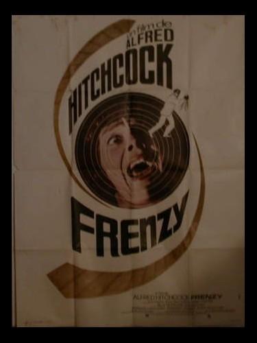 Affiche du film FRENZY