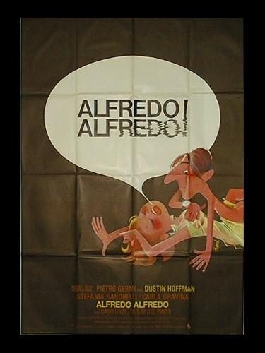 Affiche du film ALFREDO,ALFREDO