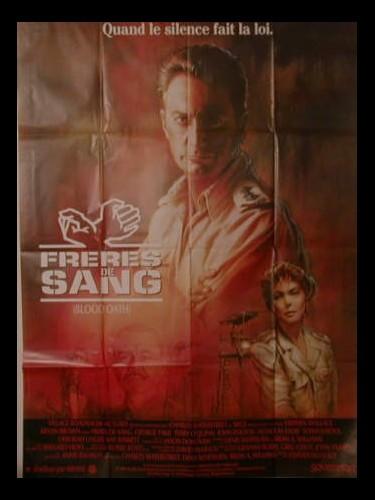 Affiche du film FRERES DE SANG - BLOOD OATH