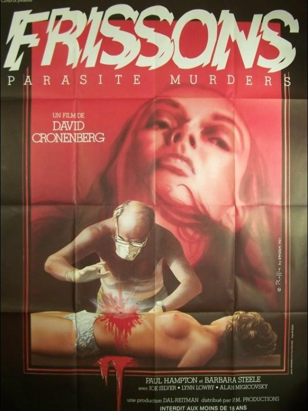 Affiche du film FRISSONS