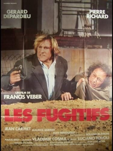 Affiche du film FUGITIFS (LES)