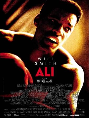 Affiche du film ALI - ALI