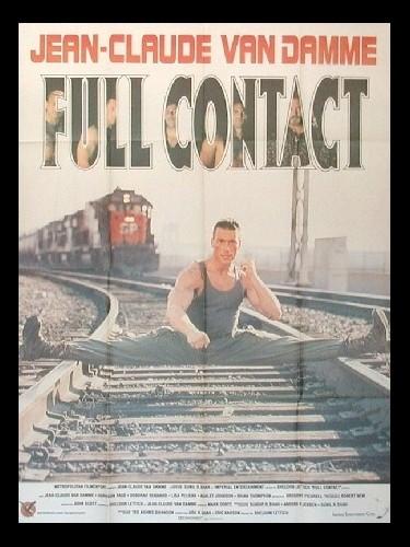 Affiche du film FULL CONTACT - LIONHEART
