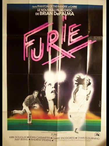 Affiche du film FURIE - THE FURY