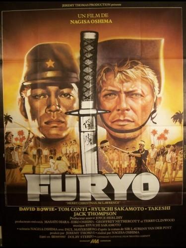 Affiche du film FURYO