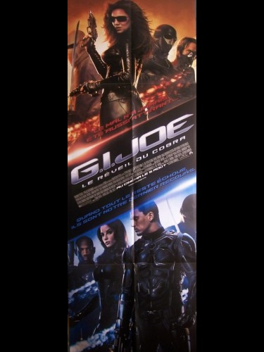 Affiche du film G.I. JO