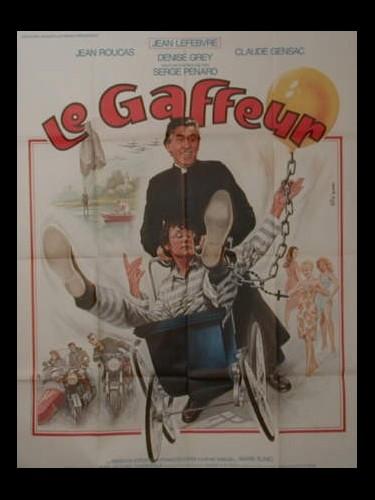 Affiche du film GAFFEUR (LE)