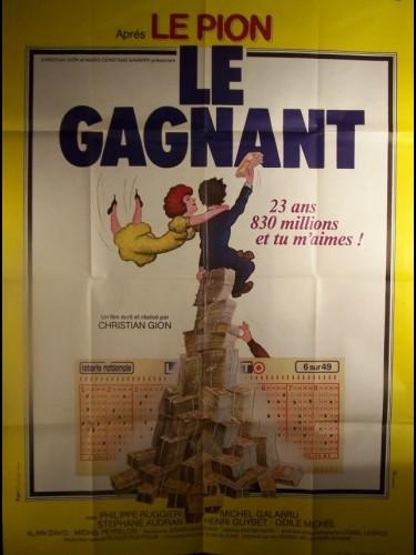 GAGNANT (LE)