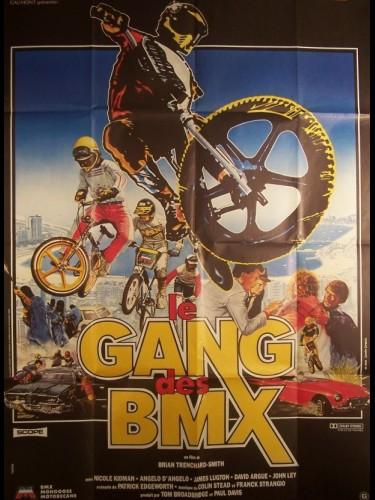 Affiche du film GANG DES BMX (LE)
