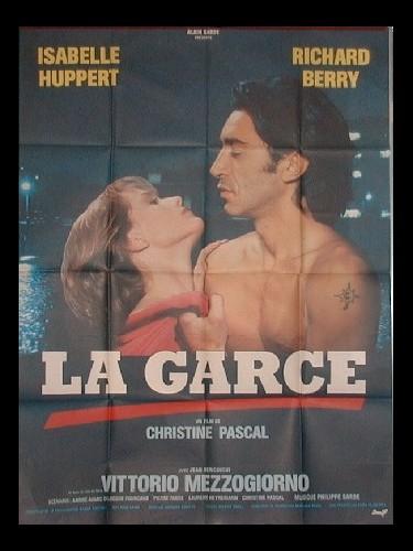 Affiche du film GARCE (LA)