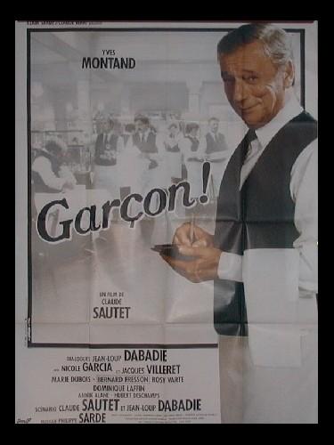 Affiche du film GARCON