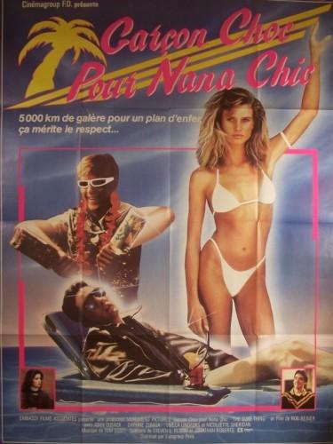Affiche du film GARCON DE CHOC
