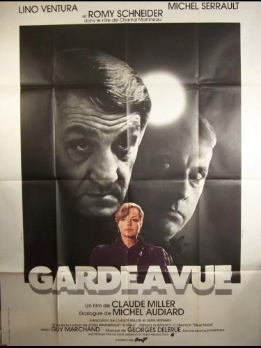 Affiche du film GARDE A VUE