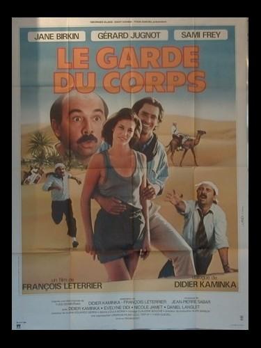 Affiche du film GARDE DU CORPS (LE)