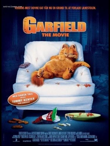Affiche du film GARFIELD 1 - GARFIELD 1
