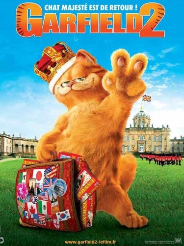 Affiche du film GARFIELD 2 - GARFIELD'S A TAIL OF TWO KITIES 2