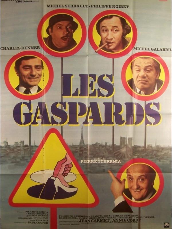 Affiche du film GASPARDS (LES)