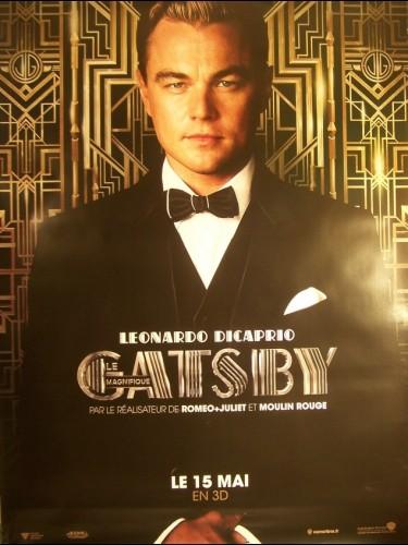 Affiche du film GATSBY (AFFICHE ROULÉE)