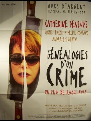 GENEALOGIES D'UN CRIME