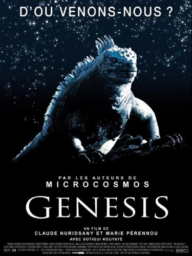 Affiche du film GENESIS
