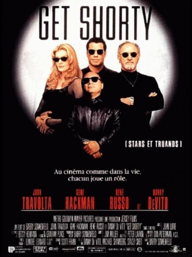 Affiche du film GET SHORTY - GET SHORTY