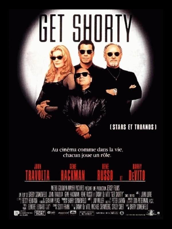 Affiche du film GET SHORTY - GET SHORTY