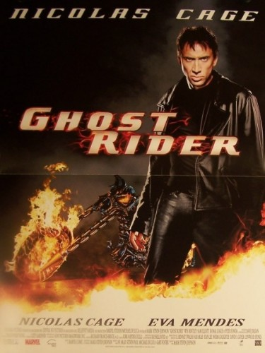 Affiche du film GHOST RIDER